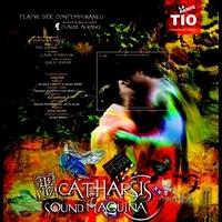 Catharsis Sound Maquina / Fabrice Favel pour La Rampe-TIO