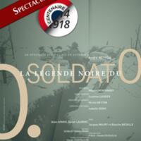Théâtre historique : «La légende noire du Soldat O »