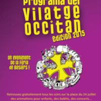 Village Occitan de la Feria de Béziers (Cinquième jour)