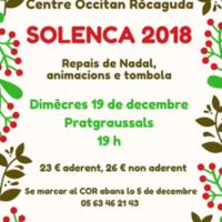 Solenca de Noël à Albi (81)