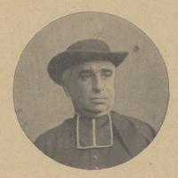 Portrait de Césaire Daugé paru dans Reclams, Anade 37, Heurè de 1933