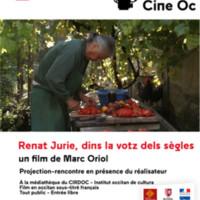 Cine Òc - Renat Jurié, dins la votz dels sègles.jpg