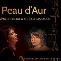 Spectacle poétique et musical : « Peau d'Aur »