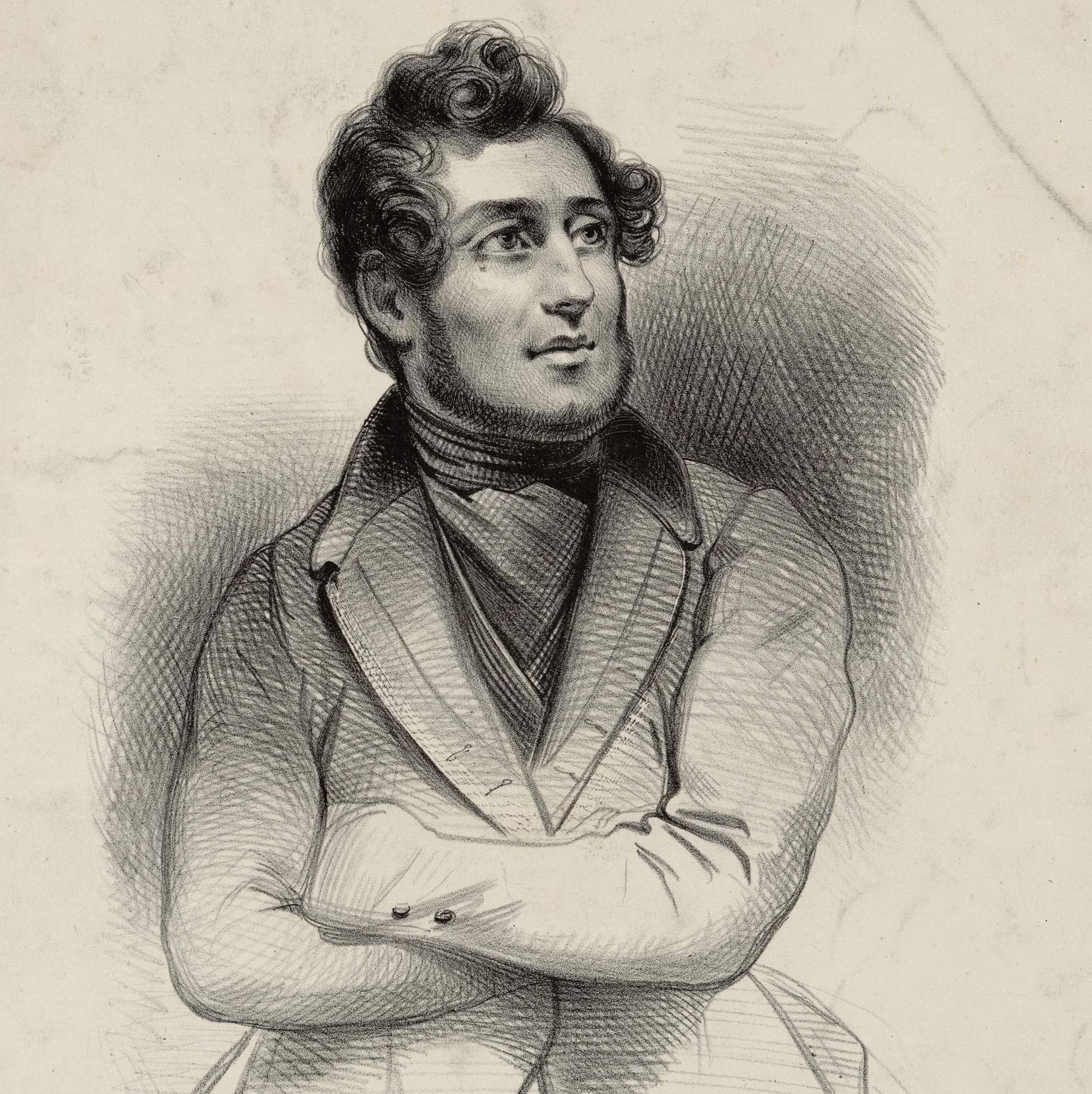 Le poète agenais Jasmin (1798-1864)
