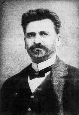Clement Cabanettes (1851-1910). Retrach.